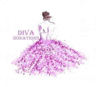 Diva Donations Logo 1